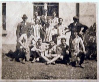 Fußballteam von 1923