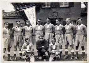 Meister der 2. Kreisklasse im Jahr 1937