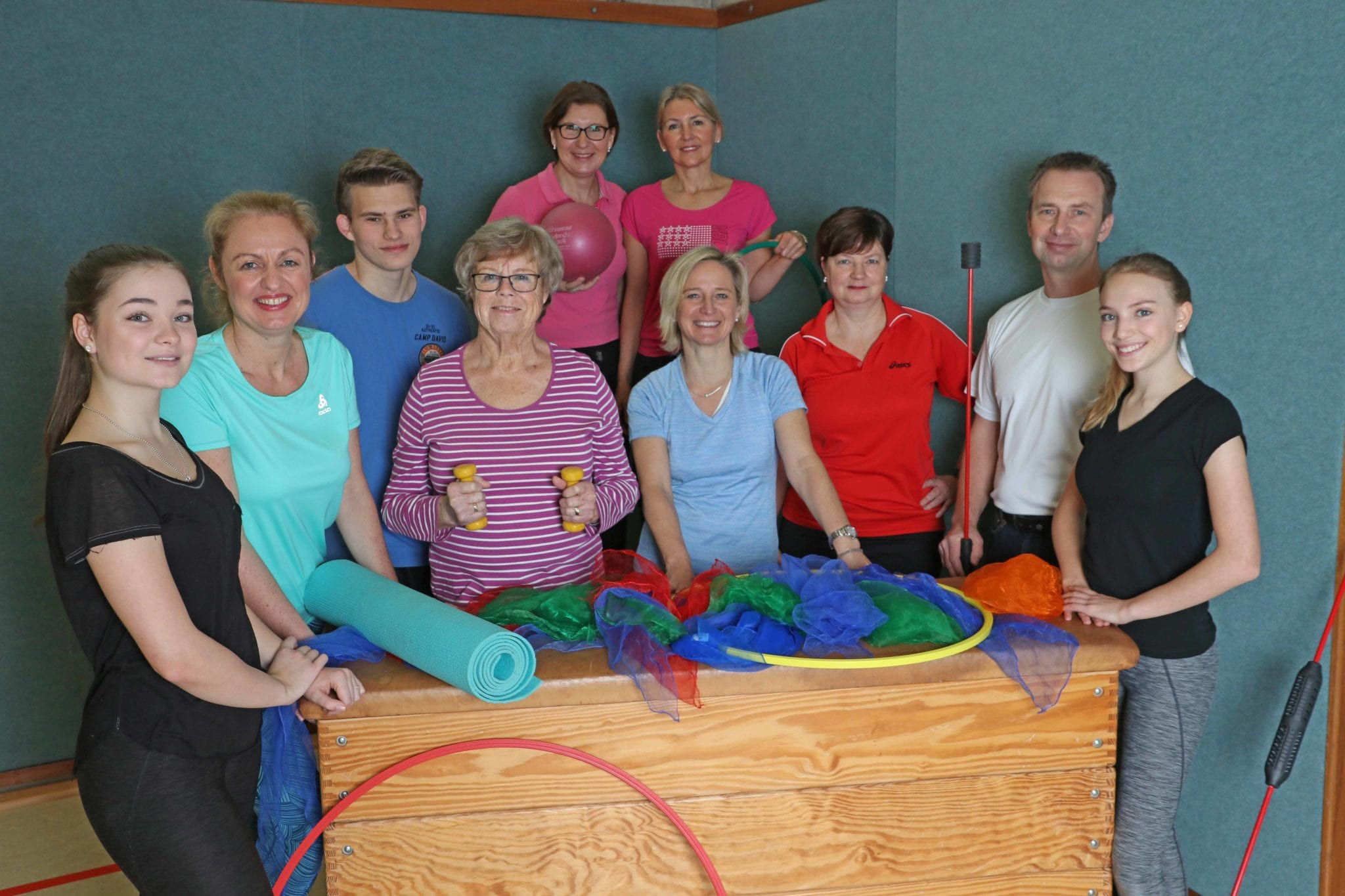 Treudeutsch 07 Lank - Gymnastikabteilung
