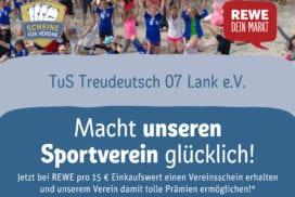 REWE Scheine fuer Vereine
