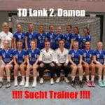 2. Damen Trainersuche Bild